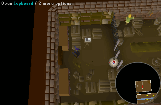 Osrs Witchs House Runescape Guide Runehq