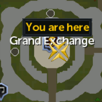 Grand Exchange clerk