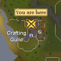 Master Crafter's Location