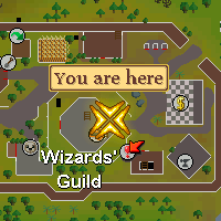 Wizard Distentor Location