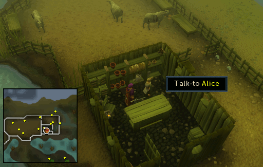Animal Magnetism Quest Guide - Global RuneScape