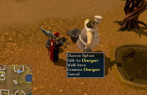 Chargurr