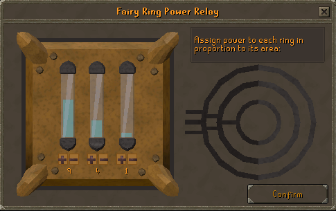 Fairy Ring Power Relay
