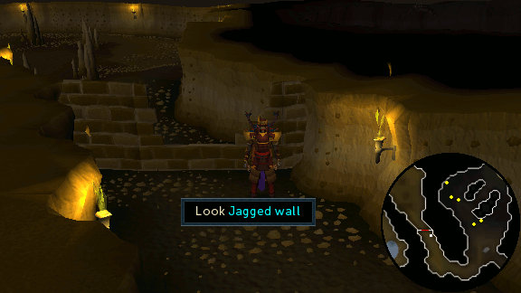 Jagged Wall