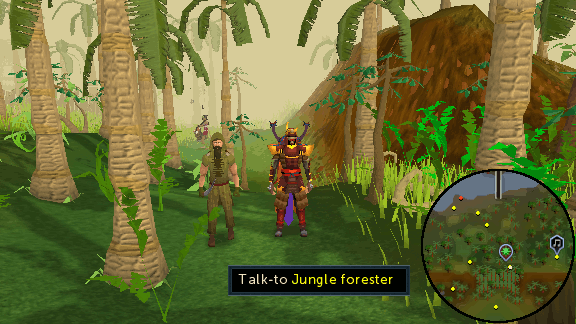 Jungle Forester