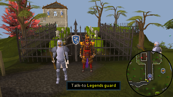 Legends Guard