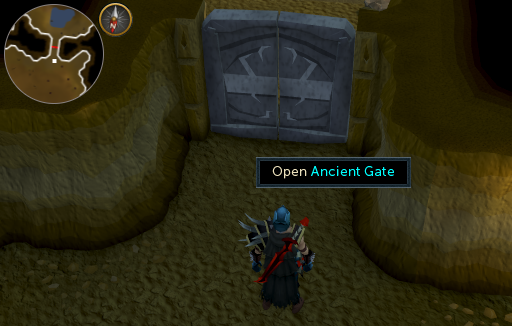 Another Ancient Gate