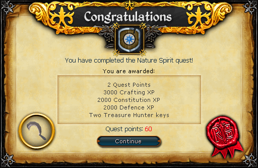 Nature Spirit Completed