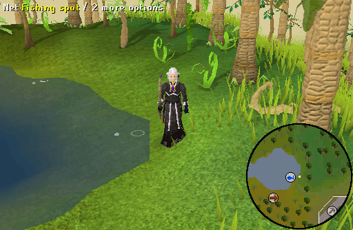 Karambwanji Fishing Spot