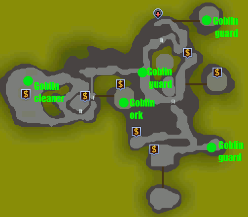Goblins Map