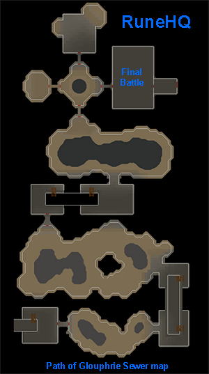 Sewers map