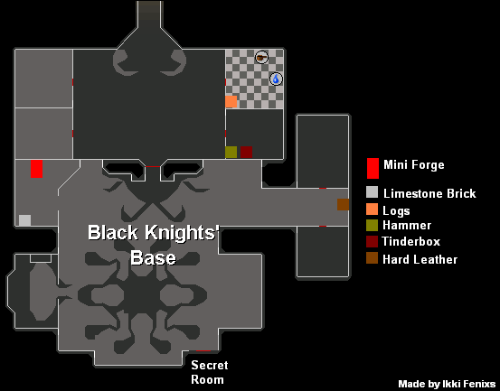 Black Knight's Base