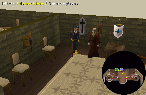 how to find hellfire bow runescape