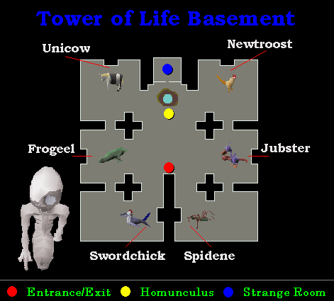 Tower of life Dungeon
