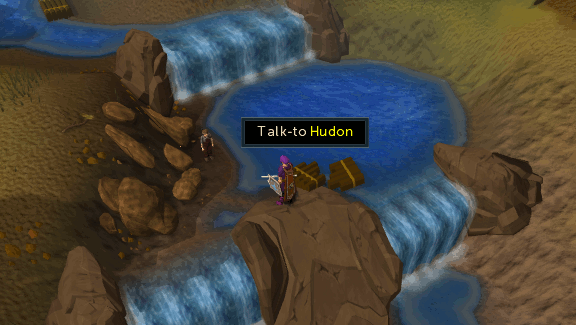 Raft and Hudon
