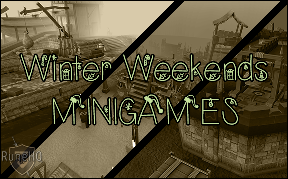 Winter Weekends - Minigames