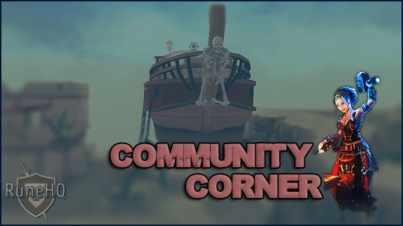 Community Corner - March Edition