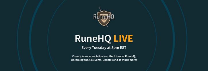 Runehq Runescape Help Your Unfair Rs Advantage