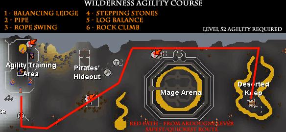 Agility Runescape Guide Runehq