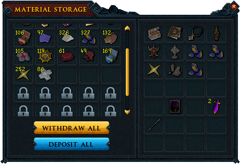 storage interface