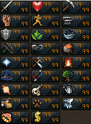 Stats interface