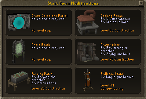 dungeoneering construction guide