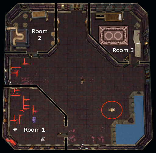Riddle puzzle room