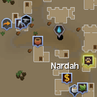 Nardah Hunter Store Location