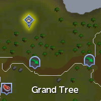 Tree Gnome Stronghold Area