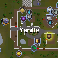 Yanille Hunter Store Location