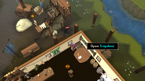 Runescape Player Owned House Costume Room