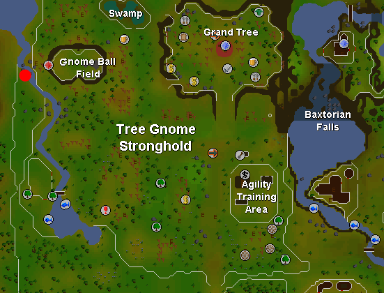 Osrs Piscatoris Fairy Ring
