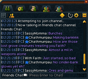 FC Chat