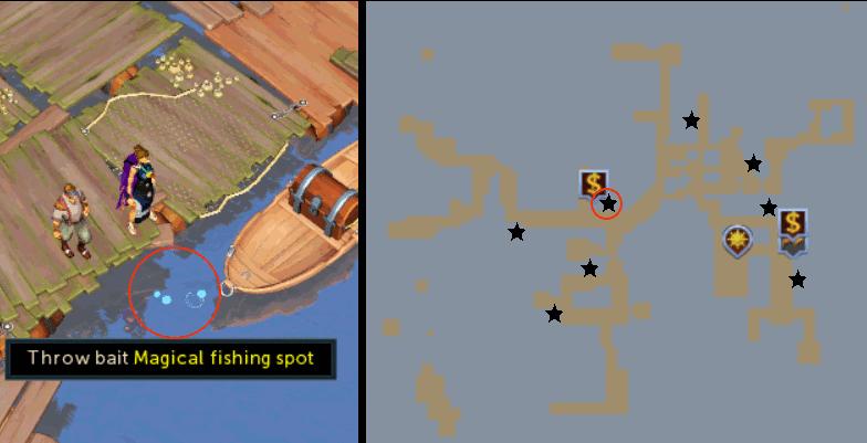 Pick A Spot, Any Spot