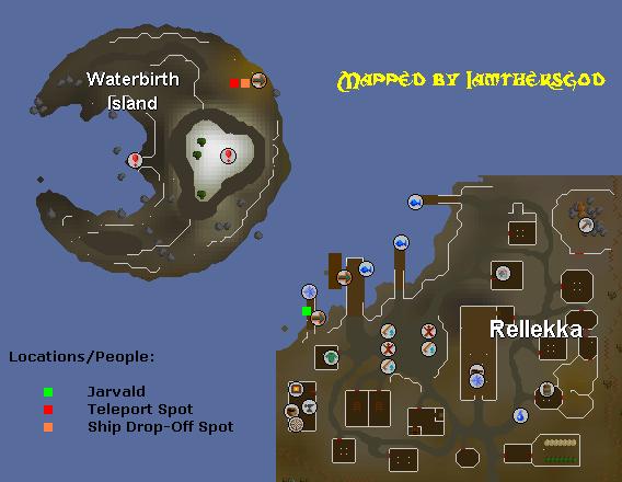 King Dagannoth Guide - RuneScape Guide - RuneHQ