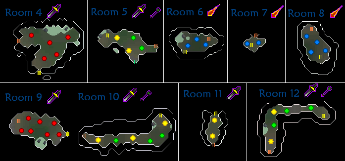 how to build a dungeon osrs