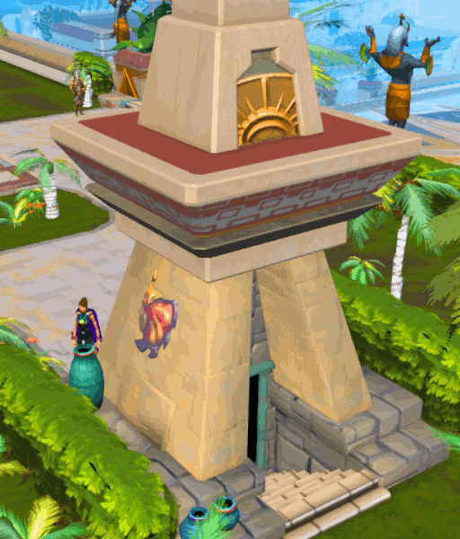 Menaphos Reputation - RuneScape Guide - RuneHQ