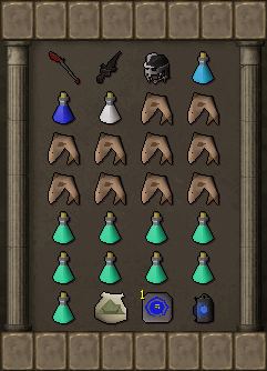 Solo void inventory