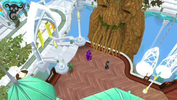 Prifddinas Spirit Tree