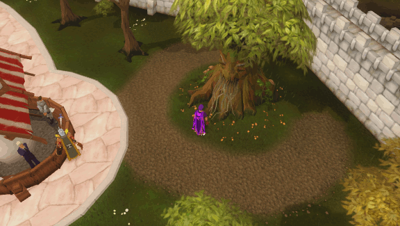 Varrock spirit tree