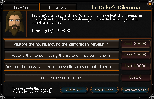 Dukes Dilemma