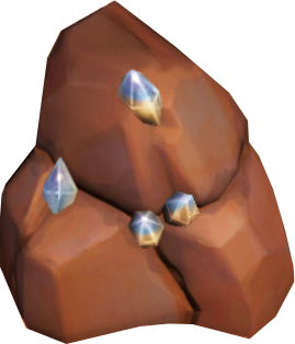 Common Gem Rock