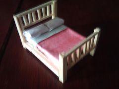Matchstick Bed