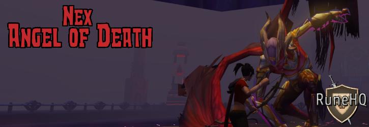 Nex Angel of Death - Saturday, June 16th