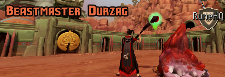 RuneHQ Beastmaster Durzag event - July 14, 2018