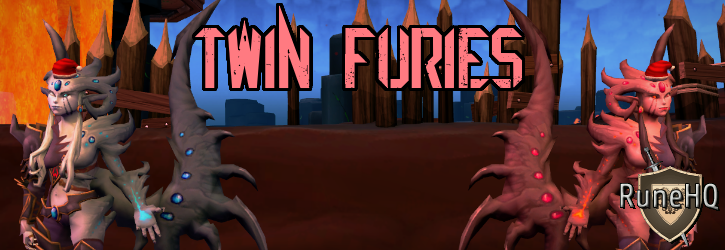 RuneHQ Twin Furies event - May 18, 2018